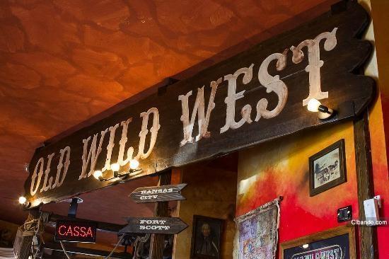 old wild west assunzioni